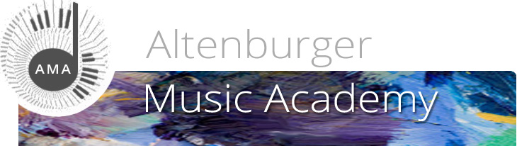 Logo Altenburger Music Academy